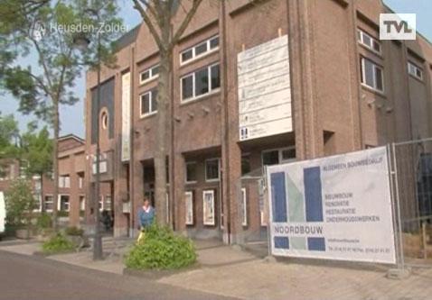 sca » Bibliotheek Heusden-Zolder op TVL